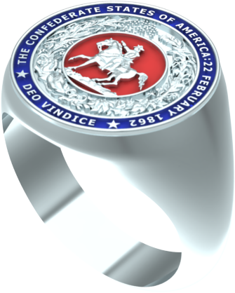 Confederate States Ring